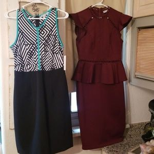 Sz 10 ( 2 dresses for price of 1)